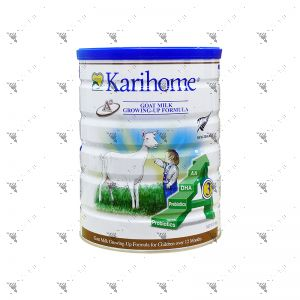 Karihome Goat Milk Growing-Up(ages 1-3) Formula 900g