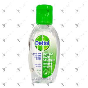 Dettol Instant Hand Sanitizer 50ml Original