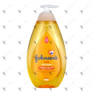 Johnson's Baby Shampoo 800ml Classic