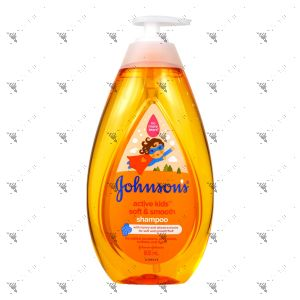 Johnson's Baby Shampoo 800ml Soft and Smooth