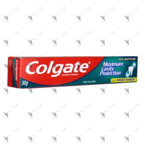 Colgate Toothpaste 50g Fresh Cool Mint