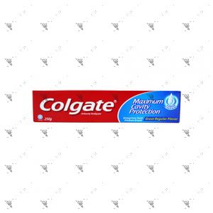Colgate Toothpaste Maximum Cavity Protection Great Regular Flavor 250g