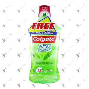 Colgate Plax Mouthwash 1L Fresh Tea