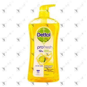 Dettol Shower Gel 950g Fresh