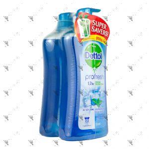 Dettol Bodywash 950mlx2 Cool