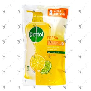 Dettol Fresh Body Wash REFILL 900ml