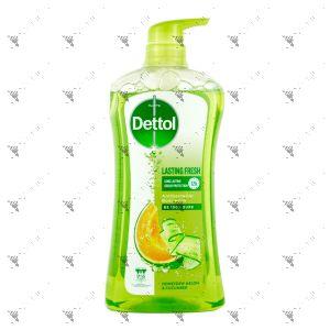 Dettol Shower Gel 950g Lasting Fresh