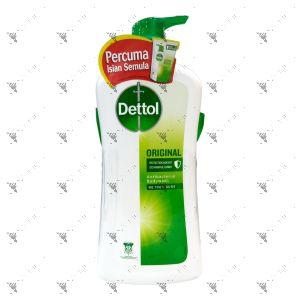 Dettol Shower Gel 950ml Original+250ml Original