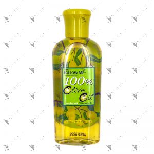 Follow Me 100% Olive Oil 160ml