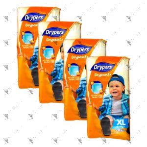 Drypers Drypantz XL 32S (1Carton=4Pack)