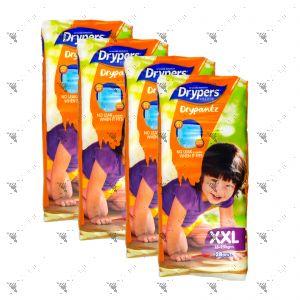 Drypers Drypantz XXL 28S (1Carton=4Pack)
