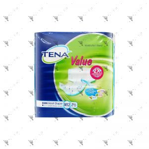 Tena Value Adult Diaper M12s
