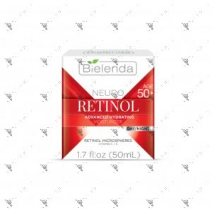 Bielenda Neuro Retinol 50+ Advanced Hydrating Moisturizer 50ml