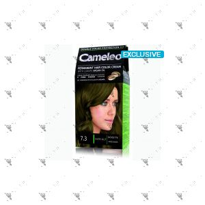 Cameleo Perm Hair Colour Cream 7.3 Hazelnut