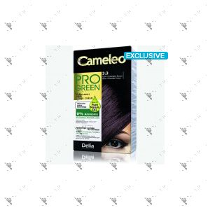 Cameleo Pro-Green Perm Hair Colour 3.3 Dark Chocolate Brown