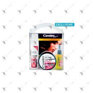 Cameleo BB Liquid Keratin Color Care 150ml + Hair Mask 200ml + Damage Erase Serum 55ml