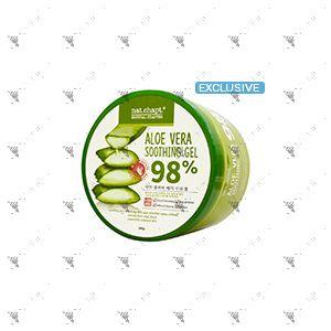 nat.chapt. Aloe Vera 98% Soothing Gel 500g