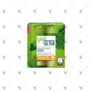 Bielenda Vege Detox Moisturizing Cream 50ml