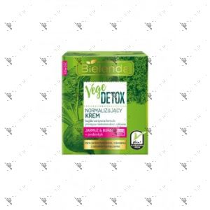 Bielenda Vege Detox Normalizing Cream 50ml