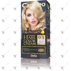 Cameleo Perm Hair Colour Cream 9.3 Golden Blond