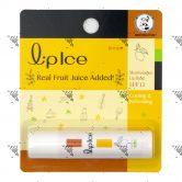 Mentholatum LipIce Lemon 3.5g