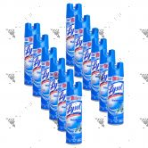 Lysol Disinfectant Spray Spring Waterfall 538g (1Carton=12Pcs)