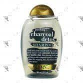 OGX Shampoo 13oz Charcoal Detox