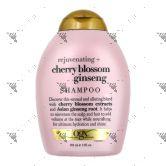 OGX Shampoo 13oz Rejuvenating  Cherry Blossom Ginseng