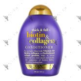 OGX Conditioner 13oz Thick & Full Biotin & Collagen