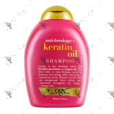 OGX Shampoo 13oz Anti-Breakage Keratin Oil