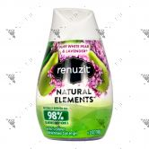 Renuzit Aroma Air Freshener Gel 198g Pure White Pear & Lavender
