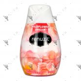 Renuzit Aroma Air Freshener Gel 198g Wildflower Dream