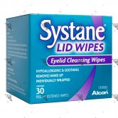 Systane Lid Wipes 30s