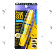 Maybelline The Colossal Waterproof Mascara 240 Glam Black 8ml