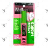 Maybelline Great Lash Washable Mascara 141 Very Black 12.7ml