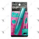 Maybelline The Mega Plush Washable Mascara 270 Blackest Black 9ml