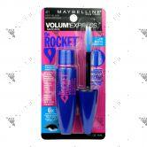 Maybelline The Rocket Waterproof Mascara 411 Very Black 9ml