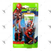 Firefly Dental Value Set Spiderman For 3+ years Old 1s