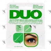 Duo Brush On Striplash Adhesive White/Clear 5g