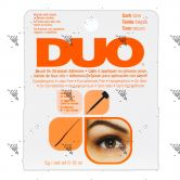 Duo Brush On Striplash Adhesive Dark Tone 5g