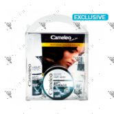 Cameleo BB Liquid Keratin Anti Damage 150ml + Hair Mask 200ml + Damage Erase Serum 55ml