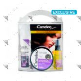 Cameleo BB Liquid Keratin Anti Frizz 150ml + Hair Mask 200ml + Repair Serum 55ml