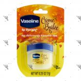 Vaseline Lip Therapy Creme Brulee 7g