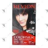 Revlon Color Silk 1N Black 10