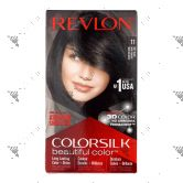 Revlon ColorSilk 11 Soft Black