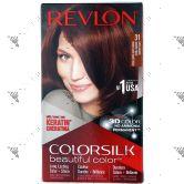Revlon ColorSilk 3R Dark Auburn 31