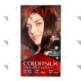 Revlon ColorSilk 3WB Dark Soft Brown 33