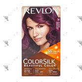 Revlon ColorSilk 34 Deep Burgundy