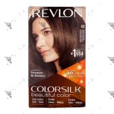 Revlon ColorSilk 40 Medium Ash Brown