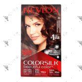 Revlon ColorSilk 46 Medium Golden Chestnut Brown
